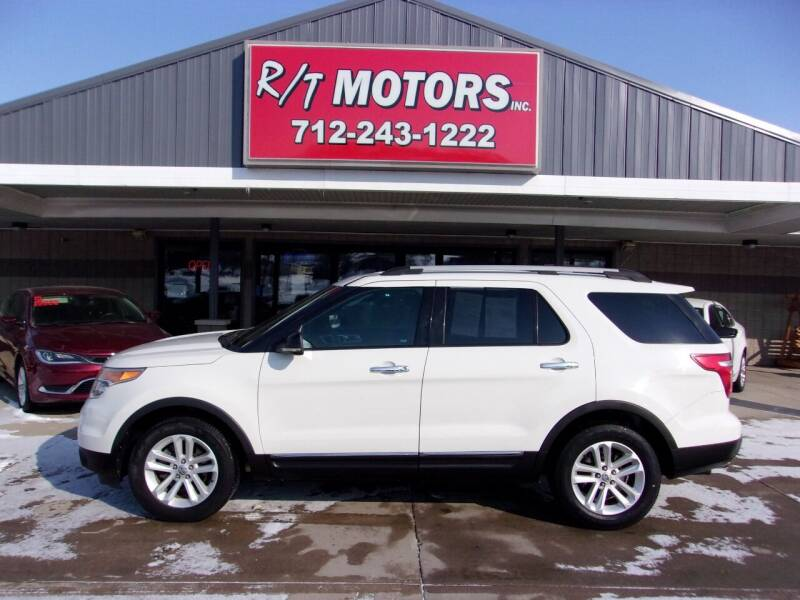 2011 Ford Explorer for sale at RT Motors Inc in Atlantic IA