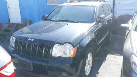 2008 Jeep Grand Cherokee for sale at MOUNT EDEN MOTORS INC in Bronx NY
