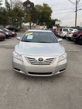 2009 Toyota Camry for sale at Elite Motors in Knoxville TN