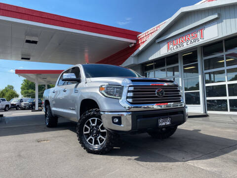 2018 Toyota Tundra for sale at Furrst Class Cars LLC in Charlotte NC