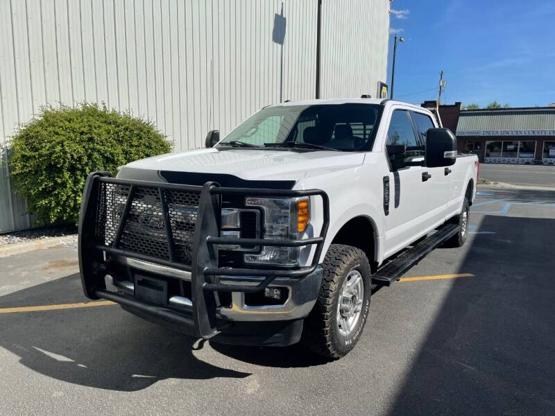 2017 Ford F-250 Super Duty for sale at DAVENPORT MOTOR COMPANY in Davenport WA