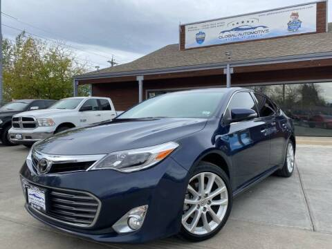 2014 Toyota Avalon for sale at Global Automotive Imports of Denver in Denver CO