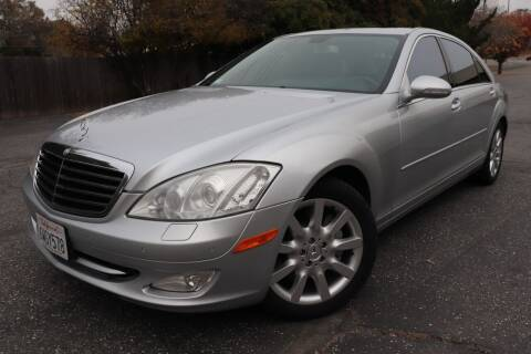 2008 Mercedes-Benz S-Class for sale at California Auto Sales in Auburn CA