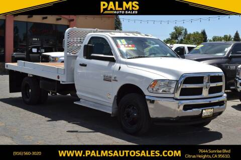 2015 RAM Ram Chassis 3500 for sale at Palms Auto Sales in Citrus Heights CA