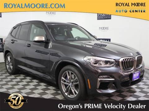2020 BMW X3 for sale at Royal Moore Custom Finance in Hillsboro OR
