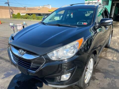 2012 Hyundai Tucson for sale at MFT Auction in Lodi NJ