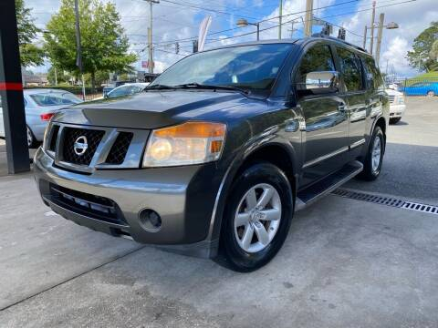 2011 Nissan Armada for sale at Michael's Imports in Tallahassee FL