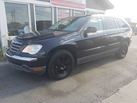 2007 Chrysler Pacifica for sale at Martins Auto Sales in Shelbyville KY