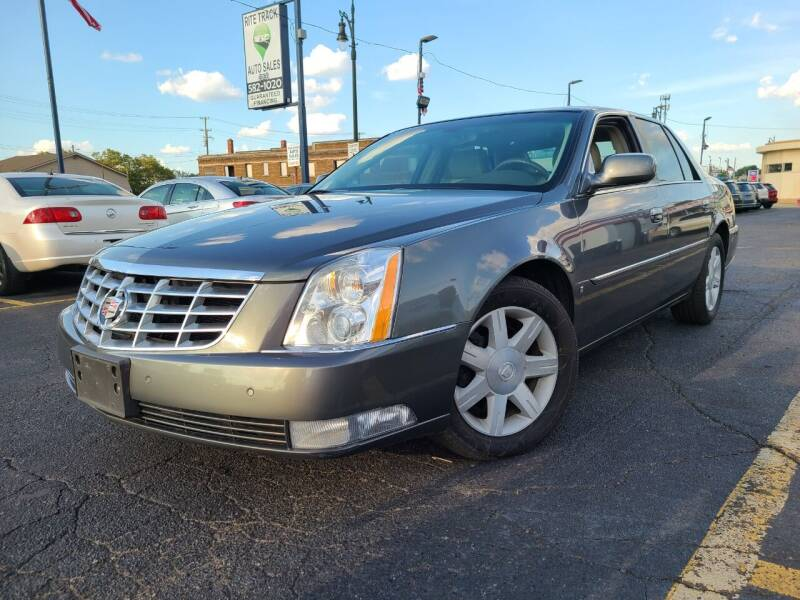 2006 Cadillac DTS for sale at Rite Track Auto Sales in Detroit MI