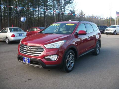 2013 Hyundai Santa Fe for sale at Auto Images Auto Sales LLC in Rochester NH