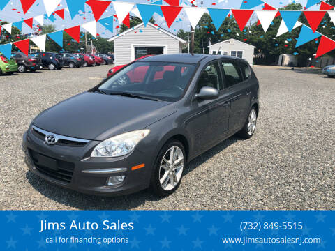 2009 Hyundai Elantra for sale at Jims Auto Sales in Lakehurst NJ