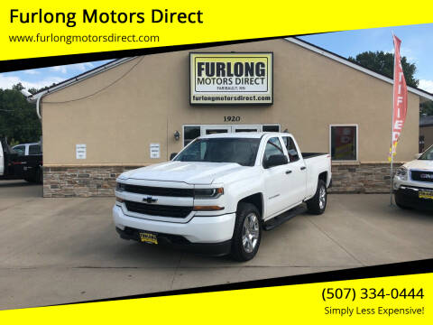 2017 Chevrolet Silverado 1500 for sale at Furlong Motors Direct in Faribault MN