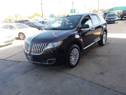 2014 Lincoln MKX for sale at Preferred Motor Cars of New Jersey in Keyport NJ
