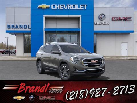 2021 GMC Terrain for sale at Brandl GM in Aitkin MN