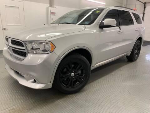 2012 Dodge Durango for sale at TOWNE AUTO BROKERS in Virginia Beach VA