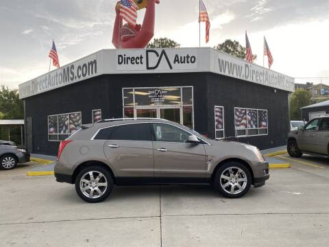 2012 Cadillac SRX for sale at Direct Auto in D'Iberville MS