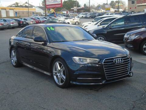 2016 Audi A6 for sale at AutoStar Norcross in Norcross GA