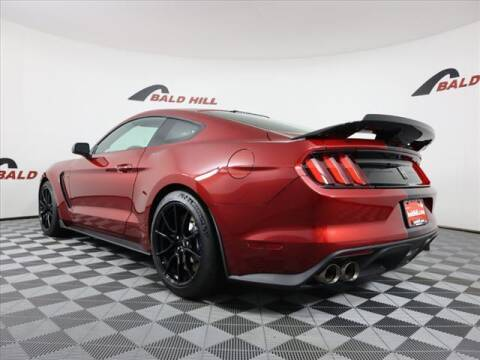 2019 Ford Mustang for sale at Bald Hill Kia in Warwick RI
