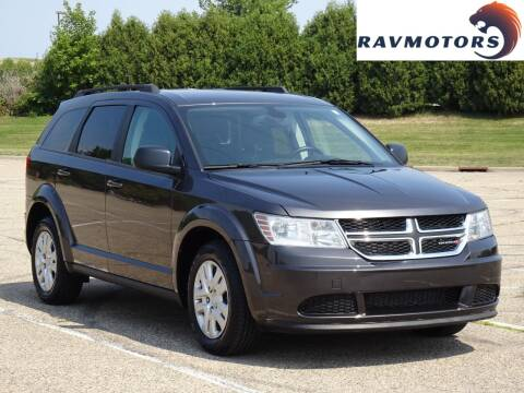2020 Dodge Journey for sale at RAVMOTORS in Burnsville MN
