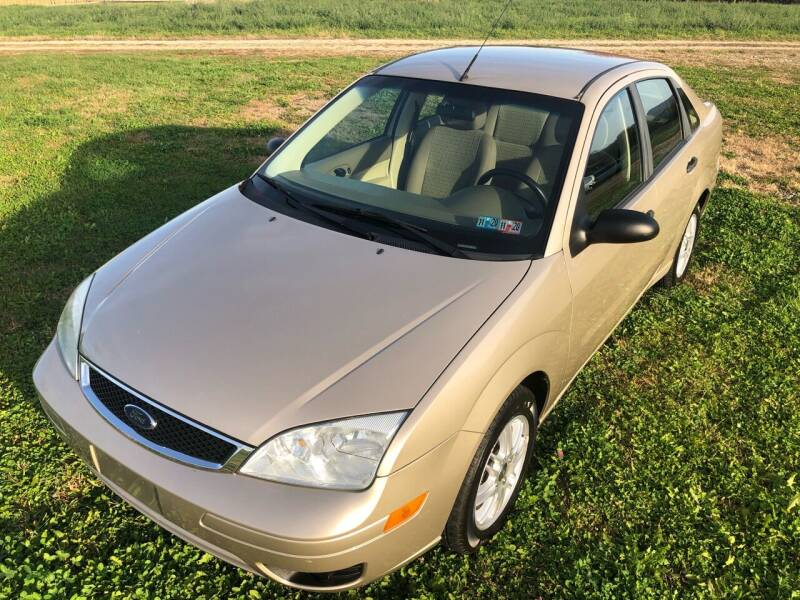 2007 Ford Focus for sale at Linda Ann's Cars,Truck's & Vans in Mount Pleasant PA