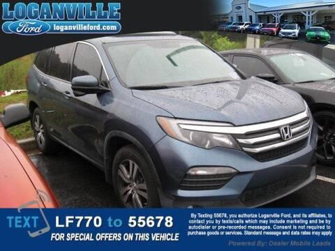 2017 Honda Pilot for sale at Loganville Ford in Loganville GA
