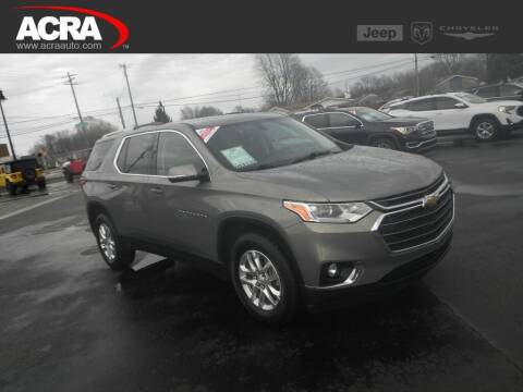 2018 Chevrolet Traverse for sale at BuyRight Auto in Greensburg IN