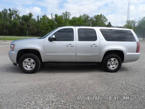 2012 Chevrolet Suburban for sale at Town and Country Motors in Warsaw MO