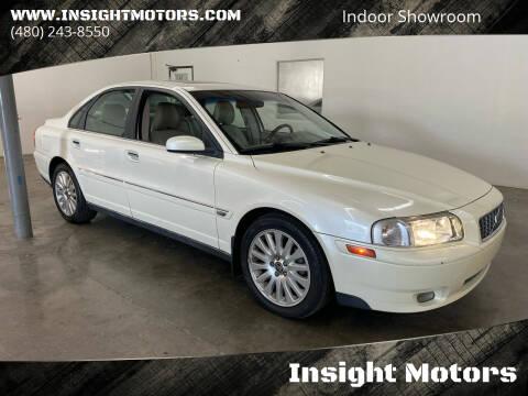 2006 Volvo S80 for sale at Insight Motors in Tempe AZ