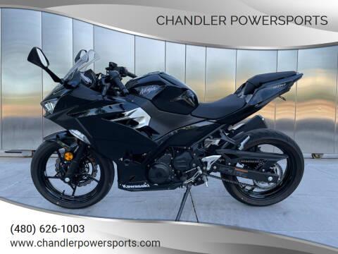 2018 Kawasaki Ninja 400 for sale at Chandler Powersports in Chandler AZ