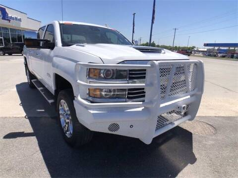 2017 Chevrolet Silverado 2500HD for sale at Show Me Auto Mall in Harrisonville MO
