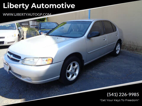 1999 Nissan Altima for sale at Liberty Automotive in Grants Pass OR