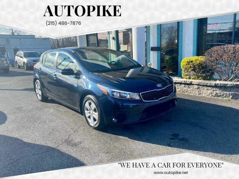 2017 Kia Forte5 for sale at Autopike in Levittown PA