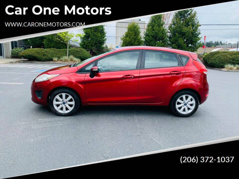 2013 Ford Fiesta for sale at Car One Motors in Seattle WA