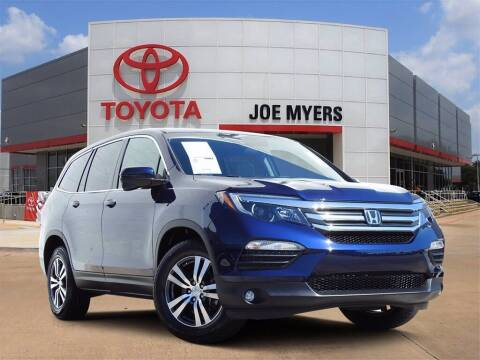 2017 Honda Pilot for sale at Joe Myers Toyota PreOwned in Houston TX