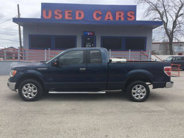 2014 Ford F-150 for sale at Your Car Store in Conroe TX