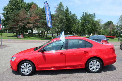 2012 Volkswagen Jetta for sale at GEG Automotive in Gilbertsville PA