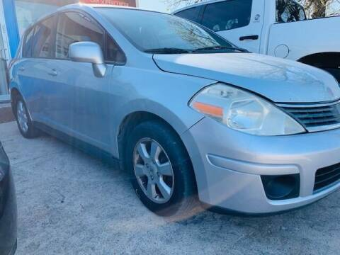 2009 Nissan Versa for sale at Car Super Center in Fort Worth TX