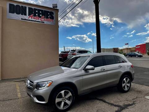 2019 Mercedes-Benz GLC for sale at Don Reeves Auto Center in Farmington NM