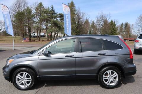 2011 Honda CR-V for sale at GEG Automotive in Gilbertsville PA