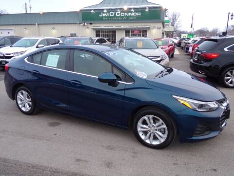 2019 Chevrolet Cruze for sale at Jim O'Connor Select Auto in Oconomowoc WI