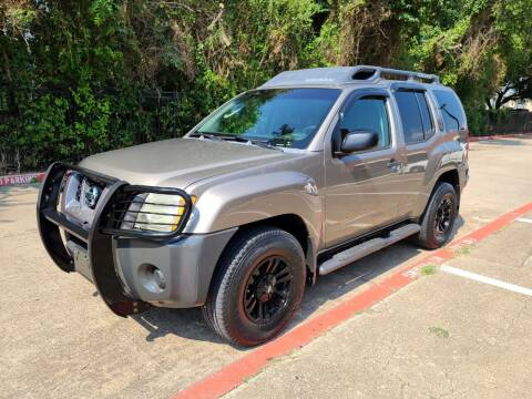 2007 Nissan Xterra for sale at DFW Autohaus in Dallas TX