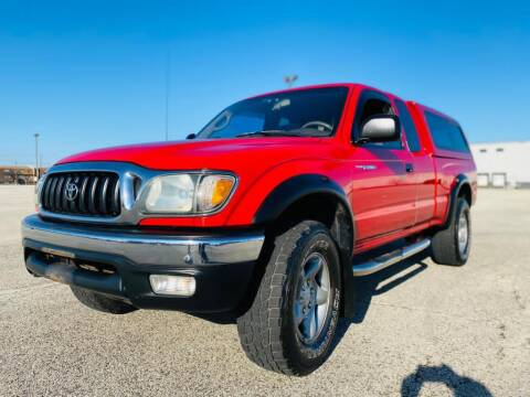 2001 Toyota Tacoma for sale at TOP YIN MOTORS in Mount Prospect IL