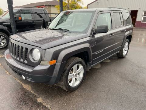 2014 Jeep Patriot for sale at Hill Motors in Ortonville MN