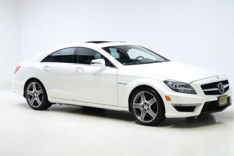 2012 Mercedes-Benz CLS for sale at Carena Motors in Twinsburg OH
