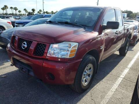 2004 Nissan Titan for sale at Waukeshas Best Used Cars in Waukesha WI