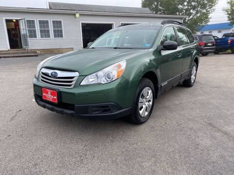 2011 Subaru Outback for sale at AutoMile Motors in Saco ME