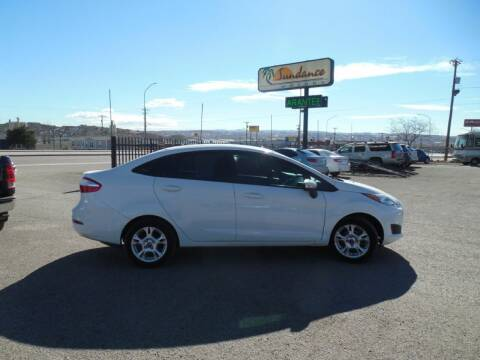 2014 Ford Fiesta for sale at Sundance Motors in Gallup NM