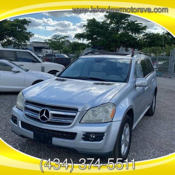 2008 Mercedes-Benz GL-Class for sale at Lakeview Motors in Clarksville VA