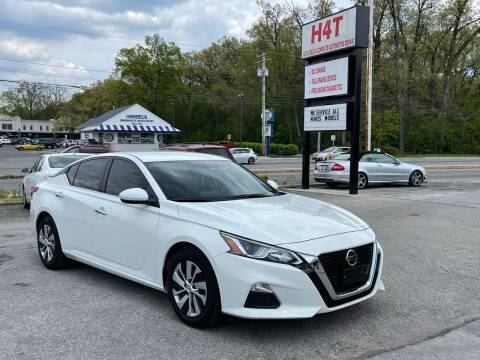 2020 Nissan Altima for sale at H4T Auto in Toledo OH