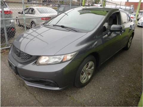 2014 Honda Civic for sale at Klean Carz in Seattle WA